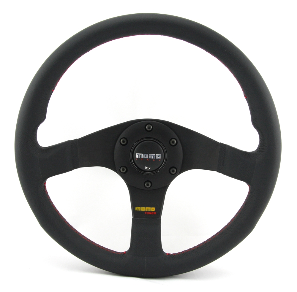 momo lenkrad tuner 32cm schwarz mit abe steering wheel. Black Bedroom Furniture Sets. Home Design Ideas