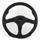 Momo Lenkrad Dark Fighter 35cm schwarz steering wheel volante